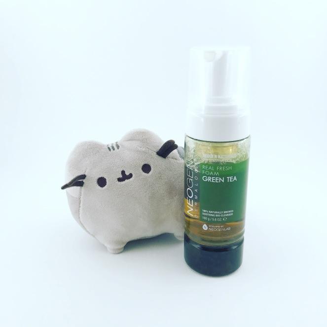 Green Tea Real Fresh Foam Cleanser by neogen dermalogy #19